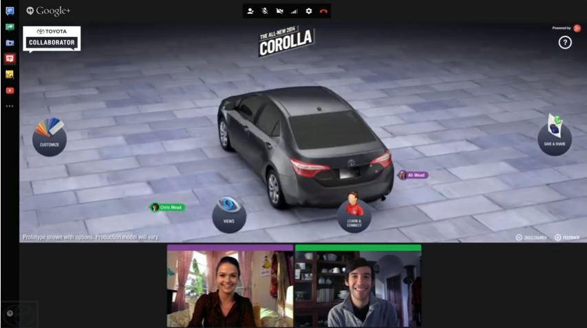 Toyota Collaborate