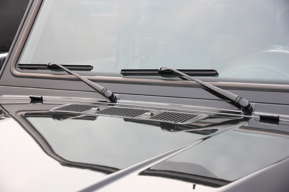 force fields to replace windshield wipers
