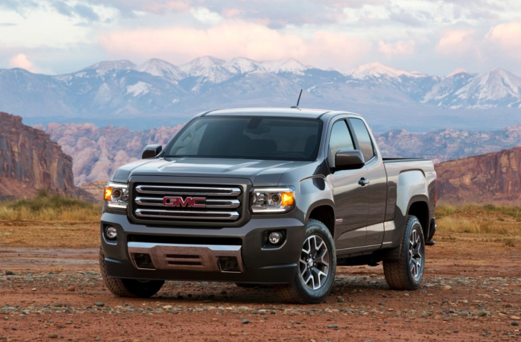 2015 GMC Canyon Dealership Orders for the Chevy Colorado Surge