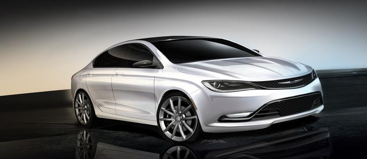 Mopar 2015 Chrysler 200