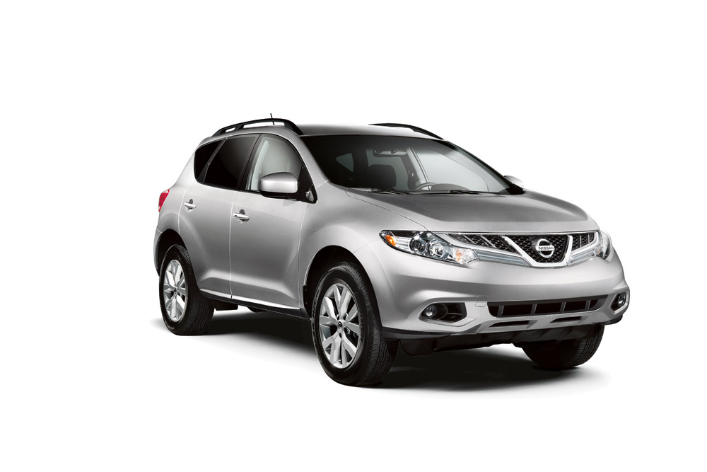 2014 Nissan Murano Overview