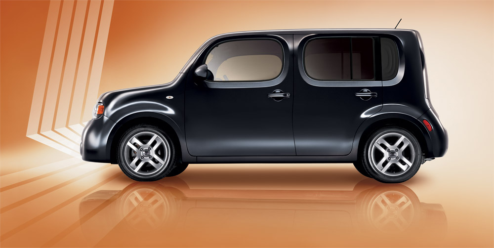 2014 Nissan Cube Overview