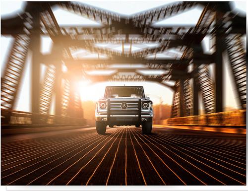 2014 Mercedes-Benz G-Class Overview