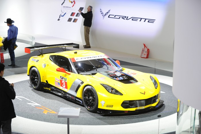 C7.r | Corvette Racing in Le Mans