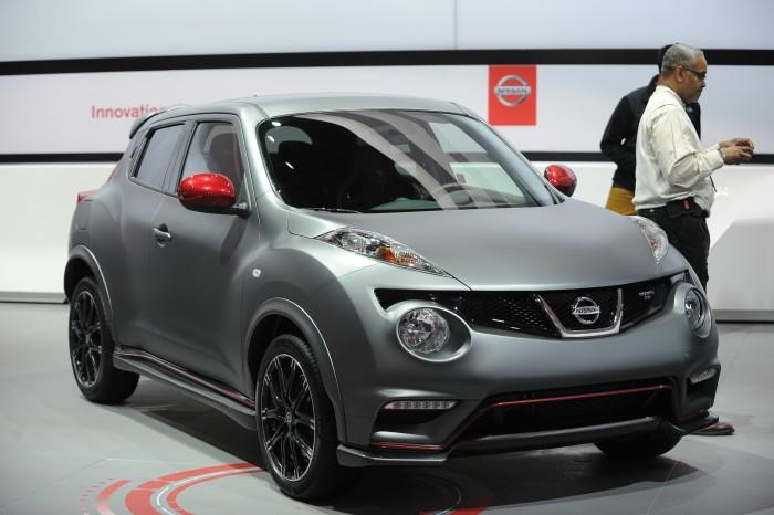 2014 Nissan JUKE Overview