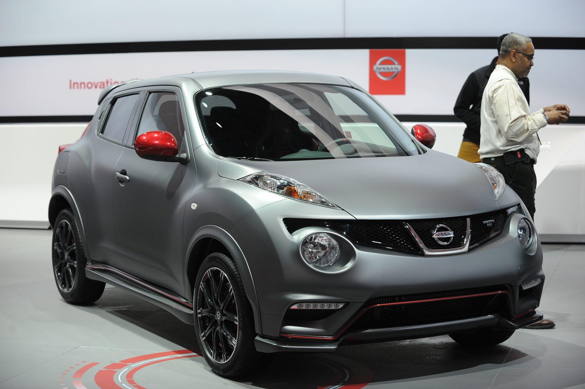 Nissan's May sales