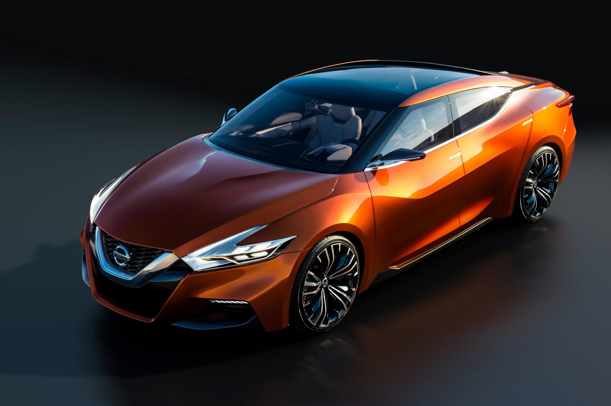 Great Nissan Sports Sedan Concept