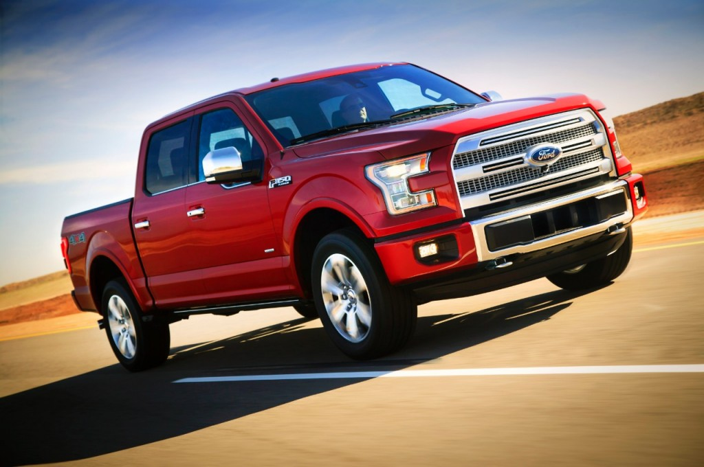 The F-150 is a best-seller--<i>the</i> best-seller--in the U.S. It's no wonder we can expect Ford's market share to increase.