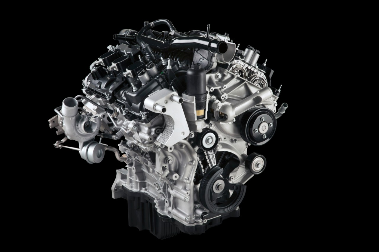 2.7-liter EcoBoost Engine