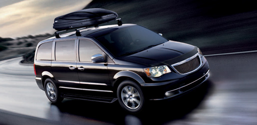 Chrysler Town & Country minivan sales
