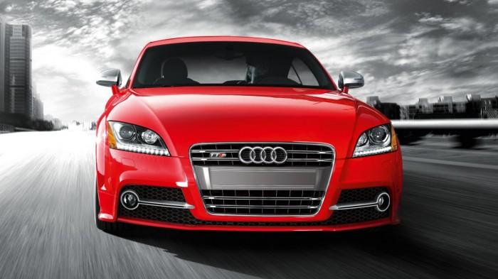 2014 Audi TTS Overview