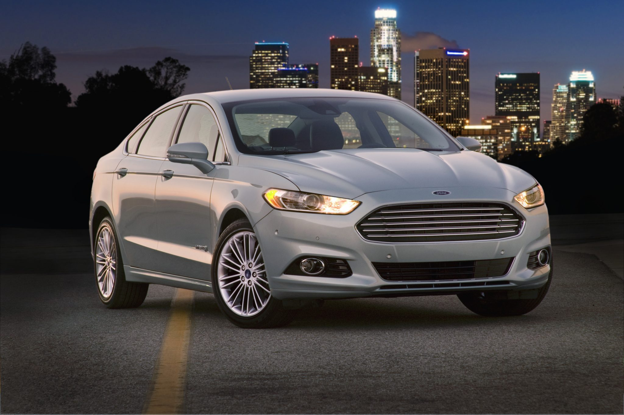 Ford Fusion Hybrid History