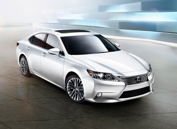 first U.S.-produced Lexus ES350