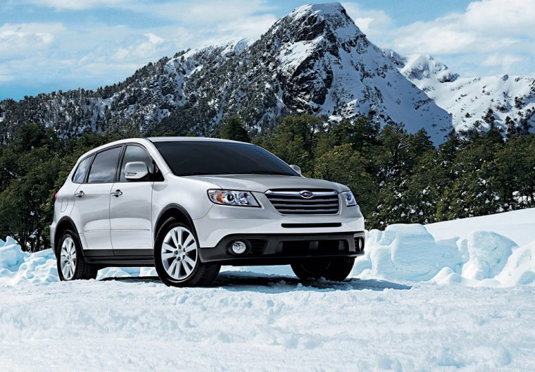 2013 Subaru Tribeca - A new seven-seater will replace the now discontinued Tribeca