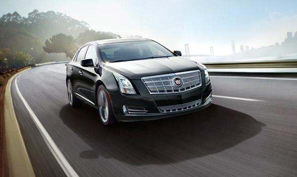 2013 Cadillac XTS | $250,000 Cadillac Model