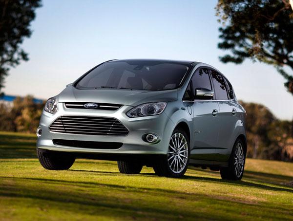 Ford C-MAX Energi C-Max Solar Energi coming soon