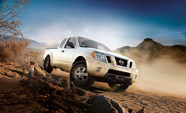 Nissan Frontier History