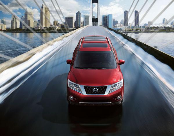 Nissan Pathfinder History