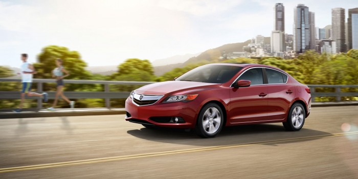 2014 Acura ILX Overview