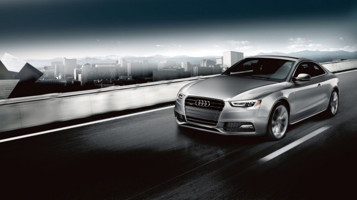 2014 Audi A5 Overview