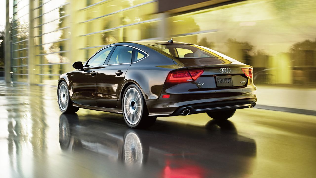 2014 Audi A7 Overview The News Wheel