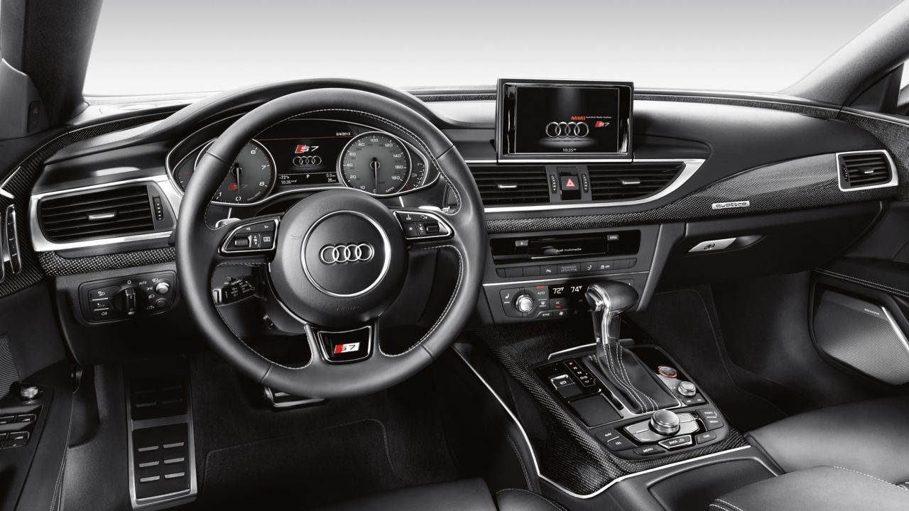2014 Audi S7 Overview - The News Wheel