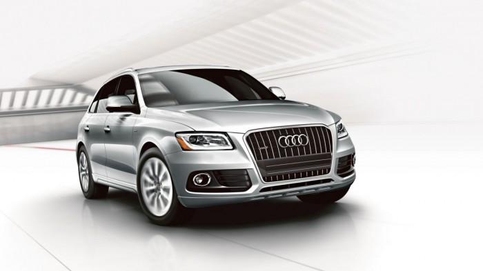 2014 Audi Q5 Hybrid Overview