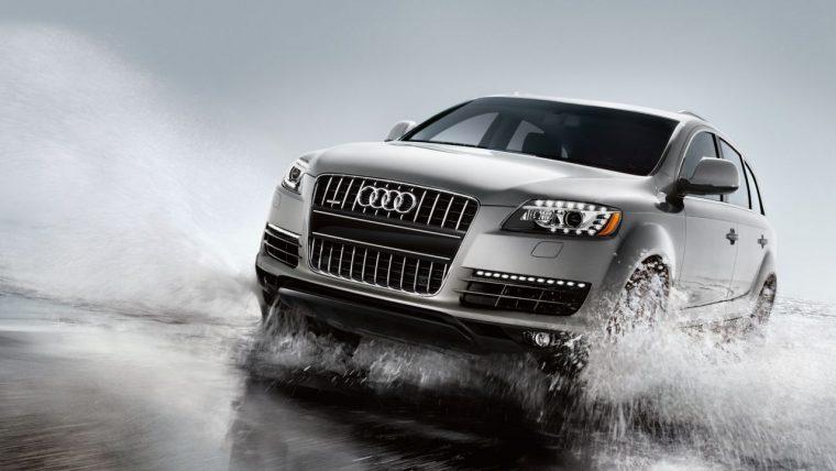 2014 Audi Q7 Overview