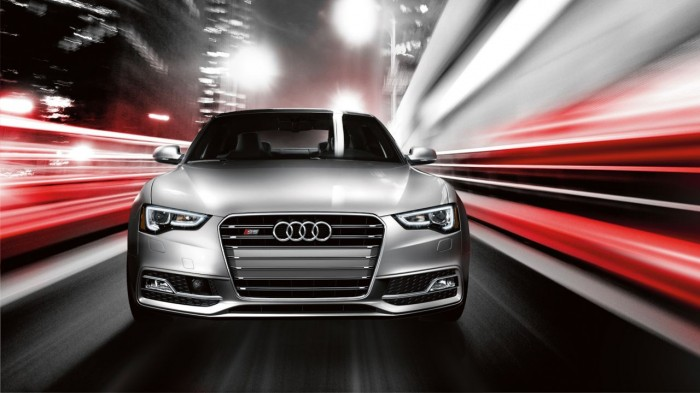 2014 Audi S5 Overview