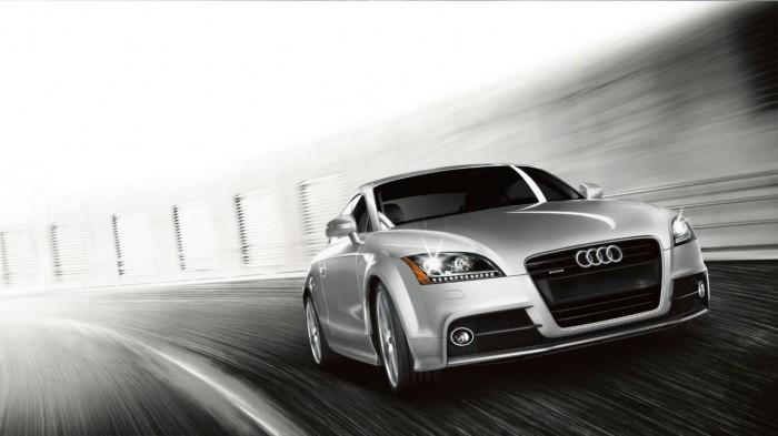 2014 Audi TT overview