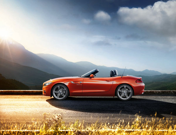 2014 BMW Z4 Overview