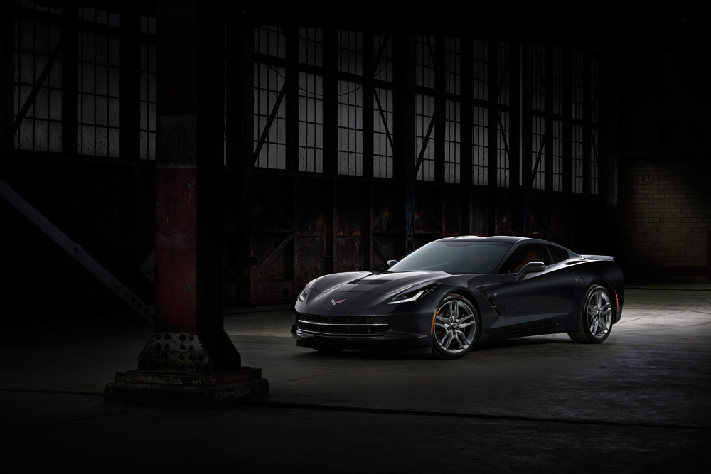 April Corvette sales skyrocketed 260 percent.