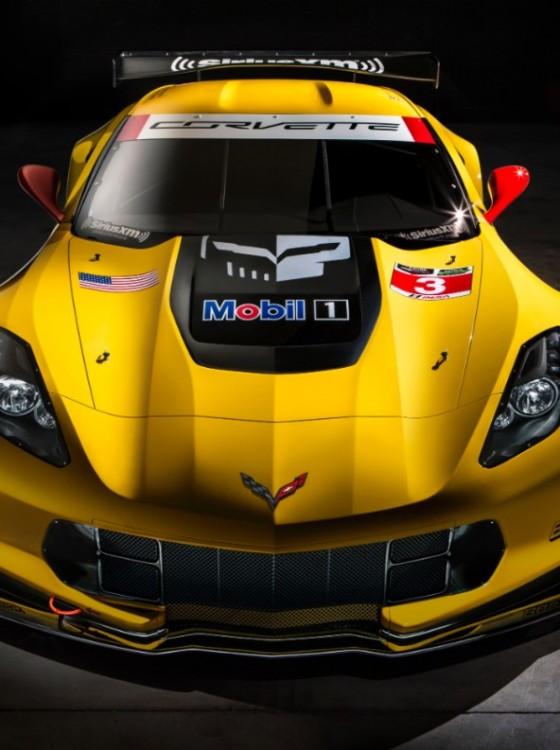 Corvette C7.R Race Car Gets Green Light at 2014 NAIAS ...