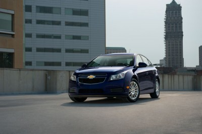 Cruze's Overall Sales in 2013
