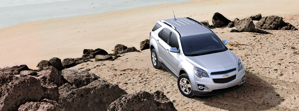 2014 Chevy Equinox Overview