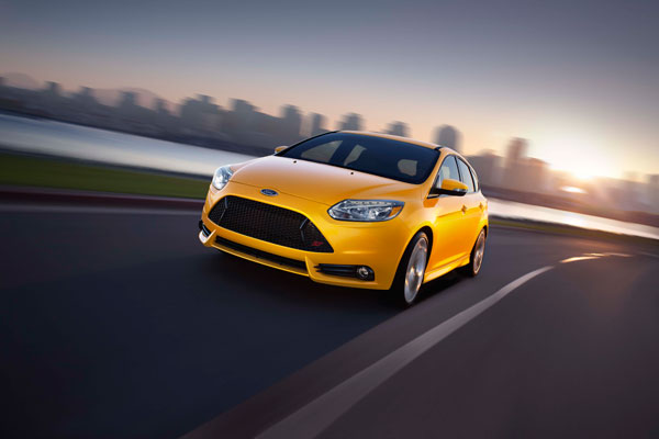 Ford's China Sales for 2013