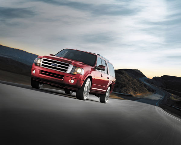 2014 Ford Expedition Overview