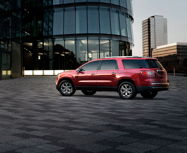 2014 gmc acadia overview the news wheel. Black Bedroom Furniture Sets. Home Design Ideas