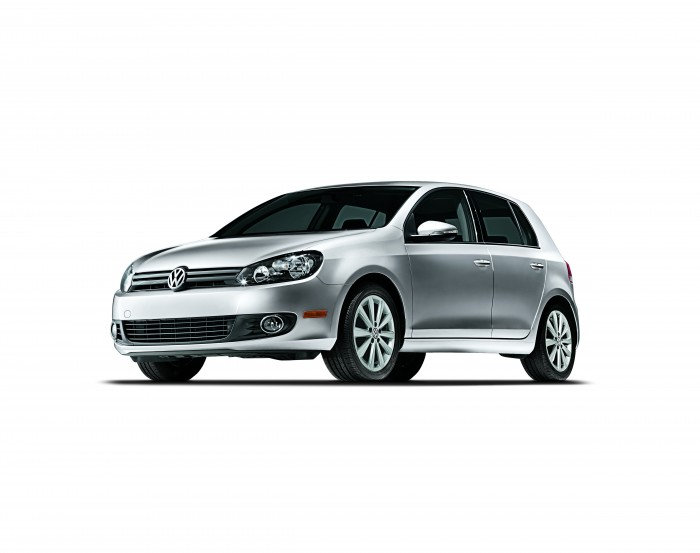 2014 Volkswagen Golf TDI Overview