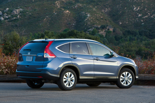 American Honda Motor April Sales