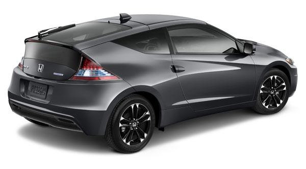 2014 Honda CR-Z rear