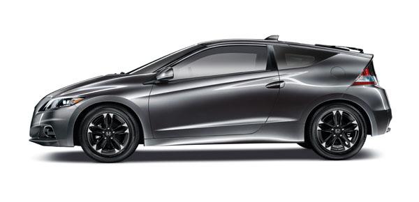 2014 Honda CR-Z side