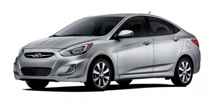 2014 Hyundai Accent Overview