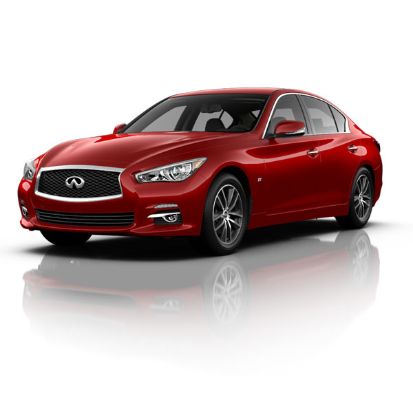 Infiniti Q50 Hybrid Among 10 Most Fuel-Efficient Luxury