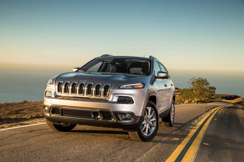 2014 Jeep Cherokee | Chrysler Group's Second Quarter 2014 Net Income