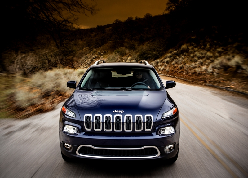 2014 Jeep Cherokee | Chrysler Group October 2014 Sales
