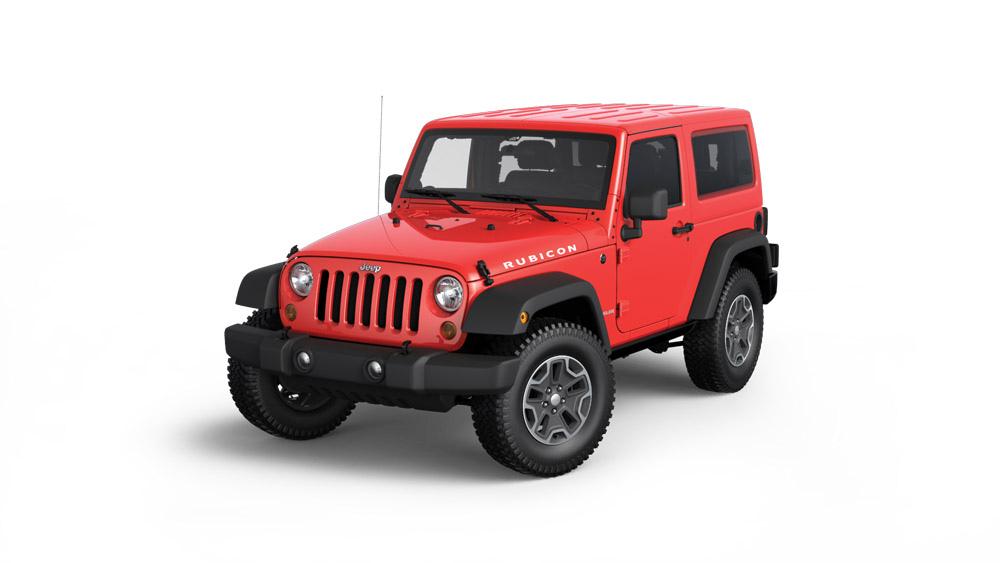 Jeep Wrangler Four Door Towing Capacity
