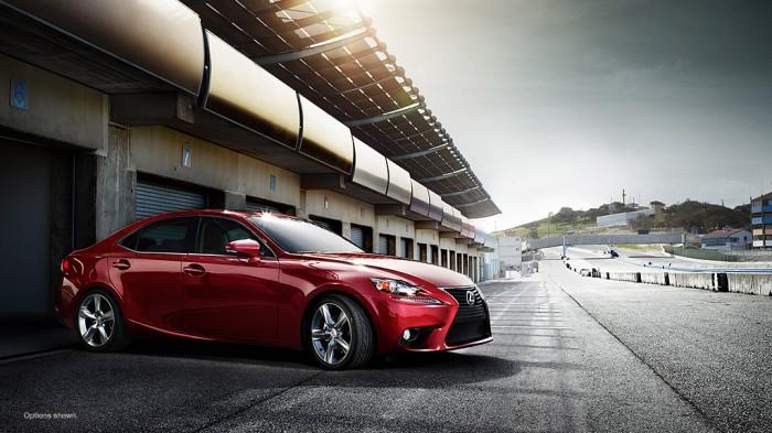2014 Lexus IS Overview