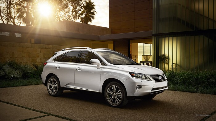 High Quality 2014 Lexus RX Hybrid Overview
