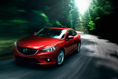 Mazda6 Played Integral Part in KBB Naming Mazda Best Brand of 2014
